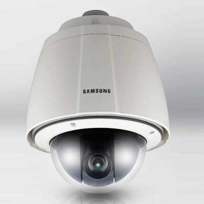 Hanwha Techwin America SNP-6200H 1/3 colour/mono IP dome camera