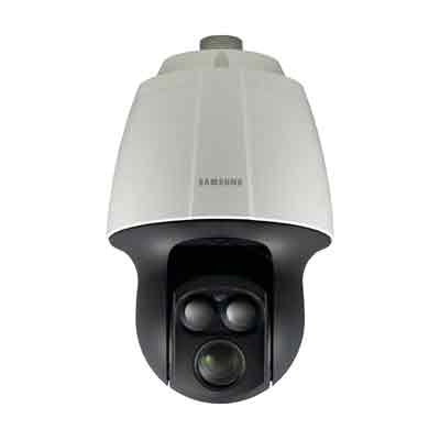 Hanwha Techwin America SNP-6200RHN 2 MP full HD 20x network IR dome camera