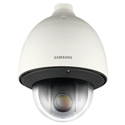 Hanwha Techwin America SNP-6320H 2MP full HD PTZ IP dome camera
