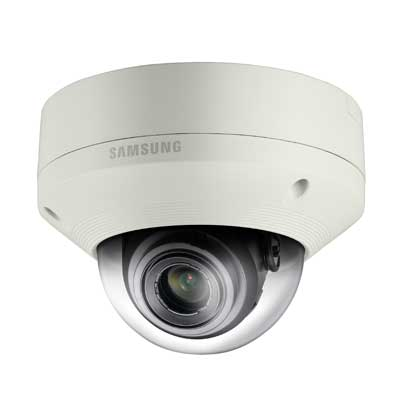 Samsung SNV-5084 1.3 MP HD Vandal-proof Network Dome Camera