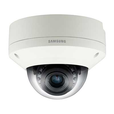Samsung SNV-6084R 2 MP Full HD Vandal-resistant Network IR Dome Camera