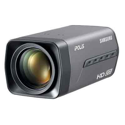 Samsung SNZ-5200 1.3 megapixel 20x zoom network camera