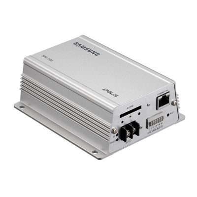 Hanwha Techwin America SPE-100N 1-channel H.264 network video encoder