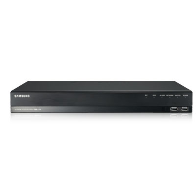 Samsung SRN-472S 4 channel compact PoE network video recorder