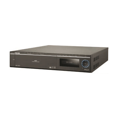 Hanwha Techwin America SRN-6450 network video recorder with real-time triple codec