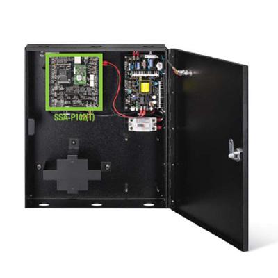 Hanwha Techwin America SSA-P112 50,000-user single door access control controller