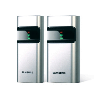 Hanwha Techwin America SSA-R1003 access control reader with reverse polarity protection