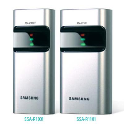 Hanwha Techwin America SSA-R1103 weather resistant proximity/smart card/EM reader