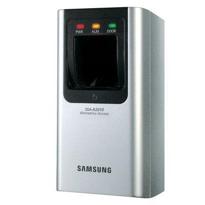 Hanwha Techwin America SSA-R2021 internal fingerprint recognition proximity / smart card reader