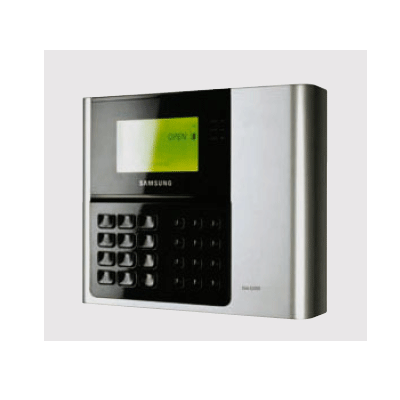 Samsung SSA-S2100 access control controller with dual function for access control and time and attendance