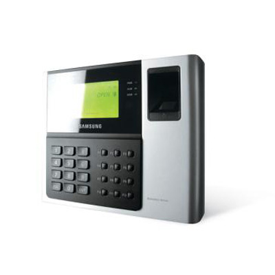 Hanwha Techwin America SSA-S3011 standalone 100 fingerprint proximity / smart cards and pin access controller