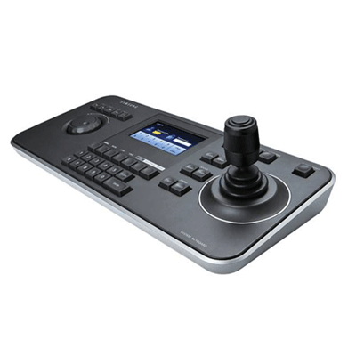 Hanwha Techwin America SSC-5000 telemetry transmitter and controller with pan/tilt & lens control