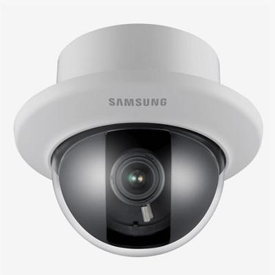 Hanwha Techwin America SUD-2080F dome camera with long range UTP video signal transfer