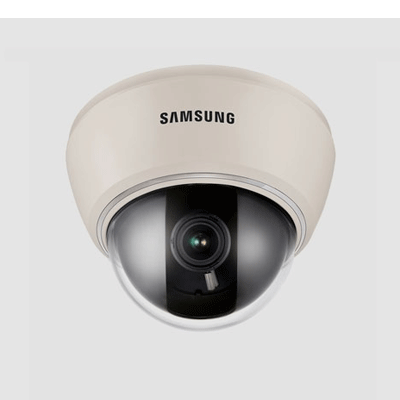 Hanwha Techwin America SUD-3080 dome camera with 3D filtering noise reduction technology