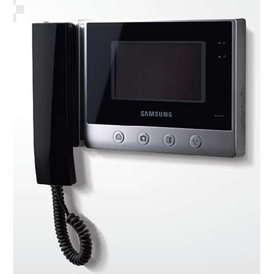 Hanwha Techwin America SVD-4332 Audio, video or keypad entry