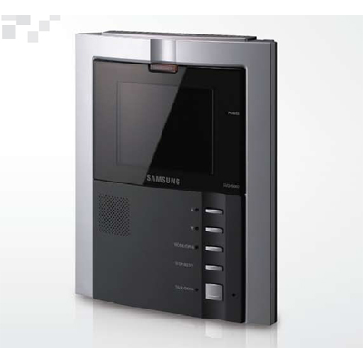 Hanwha Techwin America SVD-5002 video door phone with VDP camera wiring