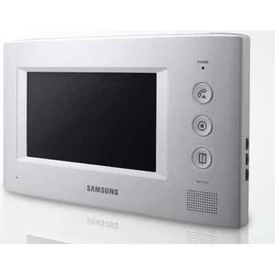 Samsung SVD-7012 with door release; door answering and monitoring