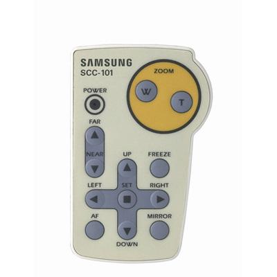 Hanwha Techwin America Techwin SCC-101 is used as camera zoom & OSD controller
