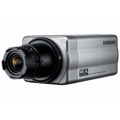 Samsung Techwin SCC-B1011P high resolution color camera with 540 TVL