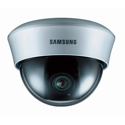 Samsung Techwin SCC-B5367N super high resolution day/night WDR dome camera with 600 TVL