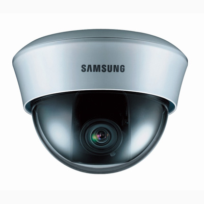 Samsung Techwin SCC-B5369N high resolution day/night WDR dome camera with 600 TVL