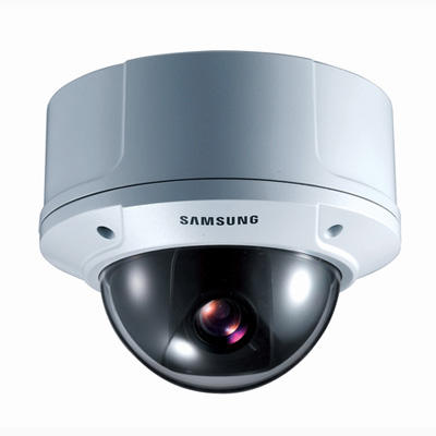 Hanwha Techwin America Techwin SCC-B5397N high resolution WDR vandal resistant dome camera with 600 TVL