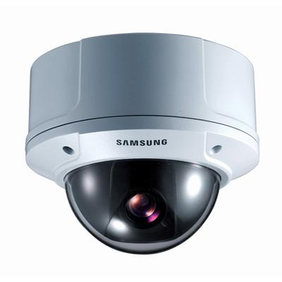 Samsung Techwin SCC-B5399P super high resolution WDR anti-vandal dome camera with 600 TVL
