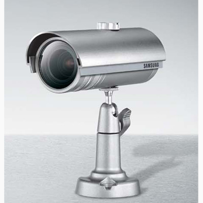 Samsung Techwin SCC-B9221 bullet type camera with 480 TVL