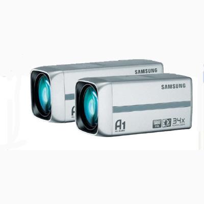 Samsung Techwin SCC-C4237 optical zoom lens camera with 600 TVL