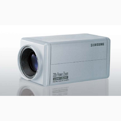 Hanwha Techwin America Techwin SCC-C4303A 22X zoom, day & night camera with 480 TVL