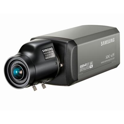 Samsung Techwin SDC-435 high resolution, day & night CCTV camera with 600 TVL