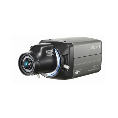 Samsung Techwin SHC-737 ultra low light high resolution CCTV camera