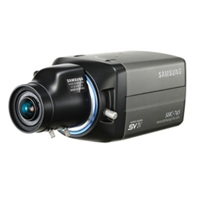 Samsung Techwin SHC-745 is a 1/2-inch Ultra Low Light, High Resolution CCTV Camera