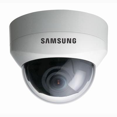 Hanwha Techwin America Techwin SID-450N high resolution day & night 3-Axis dome camera with 530 TVL
