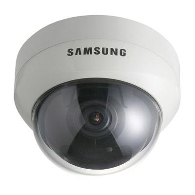 Samsung Techwin SID-452 1/3 High Resolution, Day & Night Dome CCTV Camera