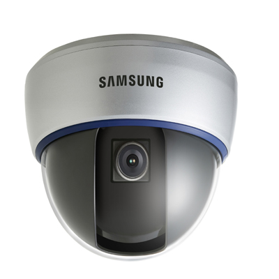 Samsung Techwin SID-47 1/3 High Resolution, Day & Night Dome CCTV Camera