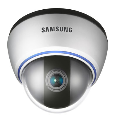 Samsung Techwin SID-562 1/3 High Resolution, WDR CCTV Dome Camera