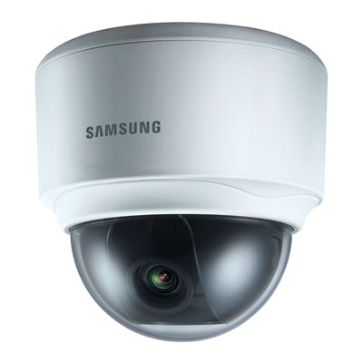 Samsung introduce new megapixel HD network dome camera