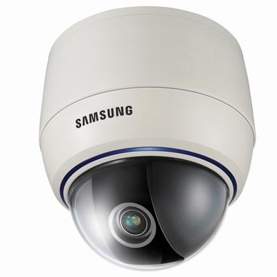 Hanwha Techwin America Techwin SND-560 high rerformance WDR network dome camera with 700 TVL
