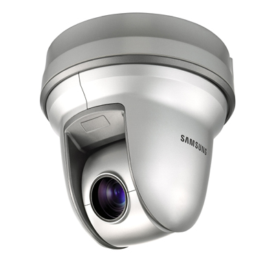 Samsung Techwin SNP-1000A 1/4 High Resolution 10X PTZ Network Camera