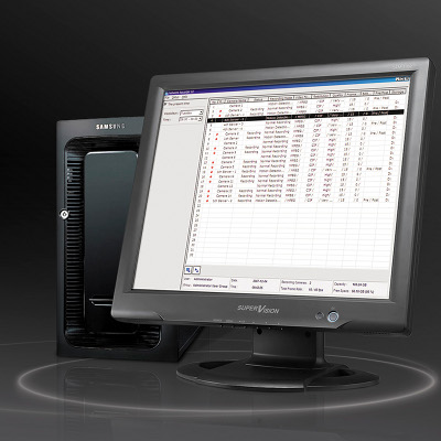 Samsung Techwin SNR-9A IP video recording software