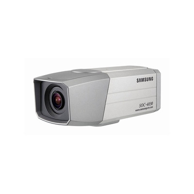Hanwha Techwin America SOC-4030 CCTV camera with 530 TVL