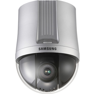 Samsung Techwin SPD-3750/T 1/4-inch High Performance, WDR 37X PTZ Dome Camera