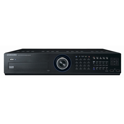 Hanwha Techwin America Techwin SRD-1650(D) 16-channel premium DVR with full D1 resolution