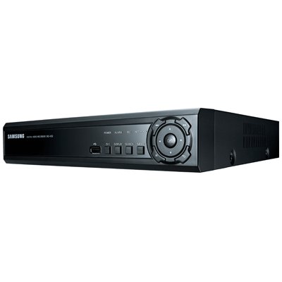 Network friendly entry level 4-channel DVR from Hanwha Techwin America