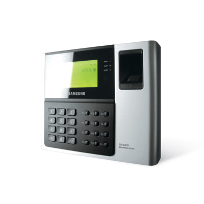 Introducing access control solutions from Hanwha Techwin America