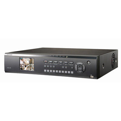 Samsung launch 4 channel network-friendly H.264 DVR with built-in LCD monitor