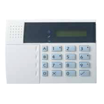Scantronic 09651EN-00 Intruder alarm system control panel