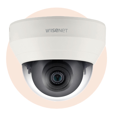 Hanwha Techwin America SCD-6013 1080p Analogue HD Dome Camera