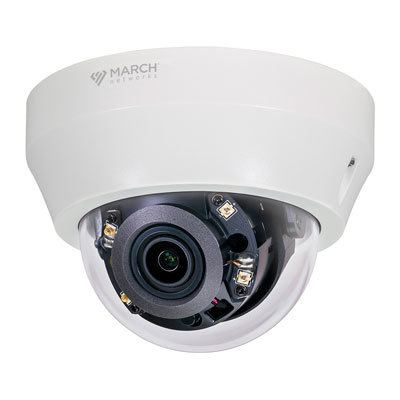 March Networks SE2 Indoor 2MP IR IP dome camera